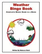 Weather Elementary Bingo Book