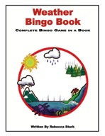 Weather Elementary Bingo Book