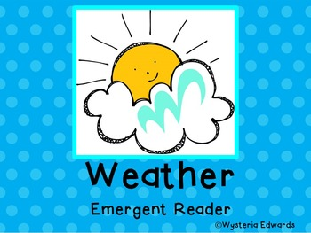 Weather Emergent Reader