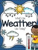 Weather {Emergent Reader Pack}