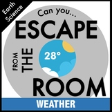 Science Escape Room: Weather