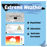 Natural Disaster Weather Geography PowerPoint Resource Aus
