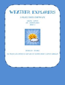 Weather Experts Webquest