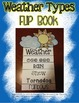 Weather Fact Flip Books