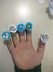 Weather Finger Puppets