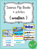 Weather Flip Books and Activities