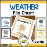 Weather Flip Chart