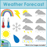Weather Forecast Clip Art