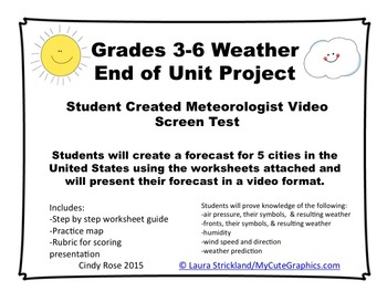 Weather Forecast Project