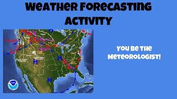 Weather Forecasting Activity