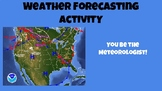 Weather Forecasting Activity