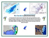 Weather:  SNOWSTORM FORECASTING - NO SCHOOL (How to Predict a SNOW DAY!)