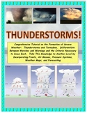 NWS and NOAA Approved!  Forecasting: Severe Weather. You're the Weatherman