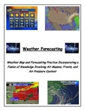 Weather: Forecasting-VERY POPULAR!!! (Level 1).  Earth Sci