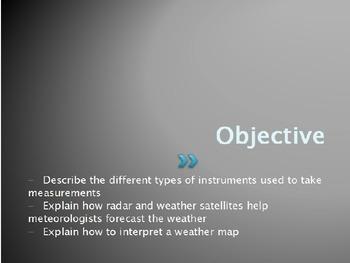 Weather - Forecasting Weather