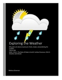 5E Weather Forecasting unit with Air pressure, fronts, clouds