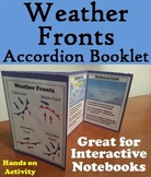Weather Fronts Activity: Cold, Warm, Occluded, and Stationary