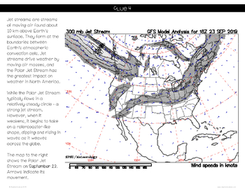 Weather Fronts and Air Masses (MS-ESS2-5)
