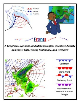 Weather: Fronts and Storms (AWESOME and COLORFUL for many ages)