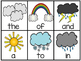 Weather Fry's First 50 Sight Word Game