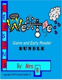 Weather Game and Early Reader Bundle