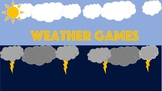 Weather Games