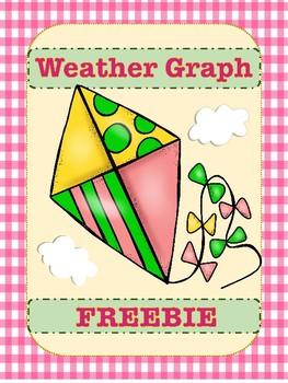 Weather Graph FREEBIE