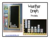 Weather Graph Printable