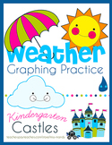 Weather Graphing Practice Freebie