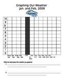 Weather Graphing Science Activity
