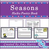 Seasons Haiku Poetry Book
