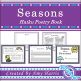 Weather Haiku Poetry Book