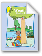 Weather Helps Us: Circle-Time Book