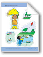 Weather Helps Us: Storyboard Pieces