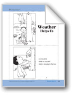 Weather Helps Us: Take-Home Book