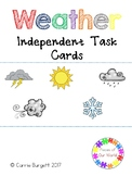 Weather Independent Task Cards