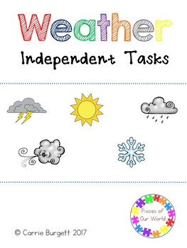 Weather Independent Tasks