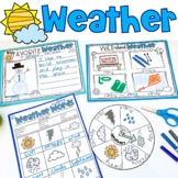 Weather: Informational Interactive Read-Aloud Lesson Plans