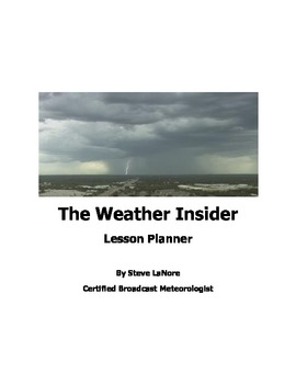 Weather Insider Lesson Planner