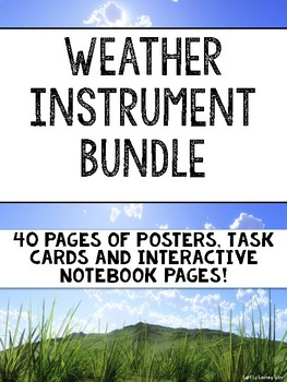 Weather Instrument Bundle