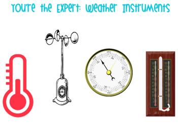 Weather Instruments Investigation