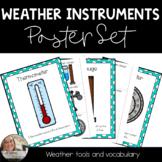 Weather Instruments Post Set