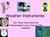 Weather Instruments PowerPoint