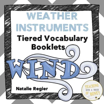 Vocabulary Activities | Vocabulary Graphic Organizers | Weather Vocabulary