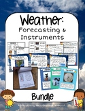 Weather Instruments and Forecasting Bundle