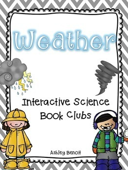 Weather Interactive Book Clubs