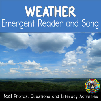 Weather Interactive Book and Song