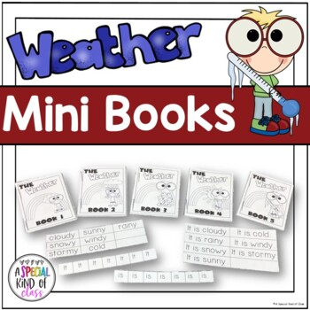 Adapted Books Weather