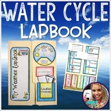 Water Cycle Craft │ Weather Lapbook │ Interactive Notebook