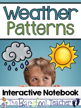 Weather Patterns Interactive Notebook
